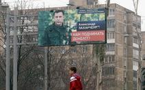 Ukraine kêu gọi Nga không công nhận bầu cử miền đông