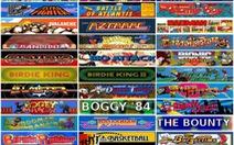 Chơi 900 game cổ điển trên trình duyệt web