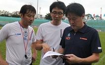 Tuyển Sinh viên Hàn Quốc hứa cống hiến trận cầu hay