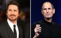Christian Bale đột ngột bỏ vai Steve Jobs