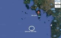 Một tàu cá mất tích trên đường ra đảo Thổ Châu