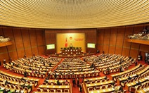 Quốc hội bàn về quy chế bầu cử