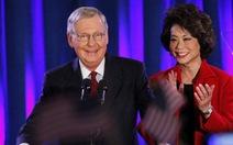 Đảng Cộng hòa chiến thắng, kiểm soát Thượng viện Mỹ