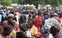 Dân Sierra Leone trốn lệnh cách lyEbola vì đói