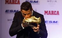 """Ronaldo: """"Tôi thích đoạt các danh hiệu cá nhân"""""""