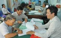 Hà Nội đánh giá thái độ phục vụ của công chức