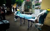 Hà Nội diễn tập điều trị bệnh nhân Ebola