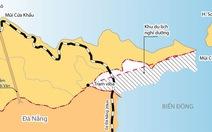 Kiến nghị thu hồi giấy phép dự án khu nghỉ dưỡng Lăng Cô
