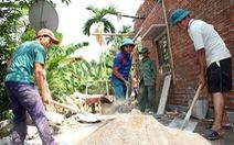 Đội thợ xây thanh niên người Cor