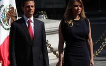 """Vợ tổng thống Mexiconhận """"lót tay"""" biệt thự 7 triệu USD?"""