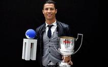 """Ronaldo: """"Tôi đang có phong độ tốt nhất sự nghiệp"""""""