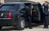Vũ khí công nghệ cao bảo vệ Tổng thống Obama