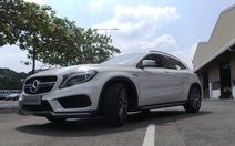 Mercedes-Benz Việt Nam tung dòng GLA-Class mới