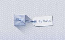 """Facebook ra mắt trang """"Cám ơn"""" bạn bè"""