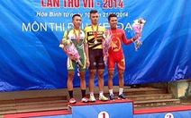 Tranh cãi quanh chiến thắng của tay đua Trịnh Đức Tâm