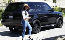"""Sốc với dàn xe """"cơ bắp"""" của cô đào Kim Kardashian"""