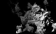 TàuPhilae gửi dữ liệu bề mặt sao chổi