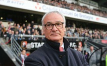 Hi Lạp sa thải HLV Ranieri