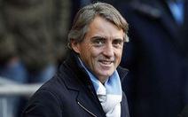Roberto Mancini trở lại làm HLV Inter Milan