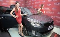 5 hãng ôtô bán chạy nhất tại Việt Nam