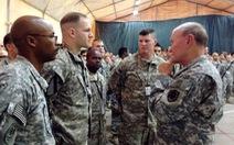 """Tướng Mỹ khẳng định IS """"mất đà"""" trên chiến trường"""