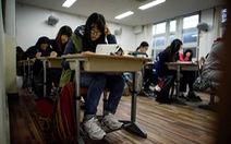Cơn sốt học thêm tại Hàn Quốc