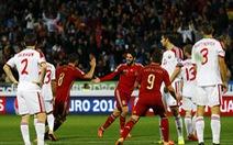Tây Ban Nha thắng nhẹ nhàng Belarus 3-0