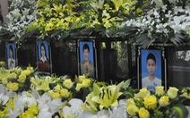 Tổ chức lễ tang 3 mẹ con vụ rơi máy bay MH17