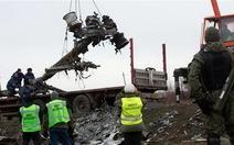 Công bố đoạn video quay cảnh MH17 bốc cháy
