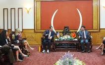 Các lãnh đạo chính trị trẻ Mỹ thăm Huế