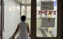 Ấn Độ cách ly người có virút Ebola trong tinh trùng
