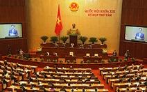Quốc hội có chức danh Tổng thư ký