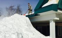 Bão tuyết ở Mỹ thêm dữ dội, 10 người thiệt mạng