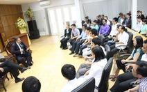 Khuyến khích công ty Đức mở cửa cho SV Việt thực tập