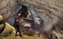 Nhà thám hiểm Anh kêu gọi bảo tồn hang Sơn Đoòng