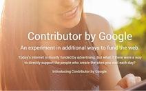 Google thử nghiệm thu phí xem web không quảng cáo