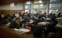 Đề thi sai, quan chức Bộ Giáo dục Hàn Quốc từ chức