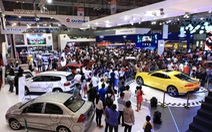 Triển lãm Vietnam Motor Show bán hơn 560 xe