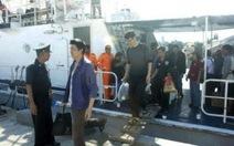 Philippines kết án chín ngư dân Trung Quốc