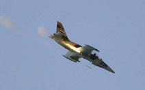 IS bắn rơi máy bay chiến đấu của chính phủ Syria