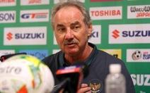 HLV Riedl thừa nhận Indonesia tan giấc mơ AFF Cup