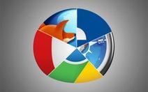 Một ngày công nghệ:Google Chrome được nhiều người dùng nhất