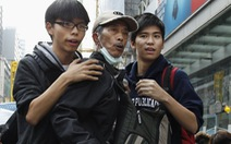 Thủ lĩnh biểu tình Hong Kong nói bị cảnh sát đả thương