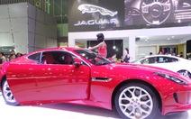 Jaguar F-Type: xe Anh đấu với xe Đức