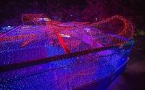 1,2 triệu chiếc đènGiáng sinh lập kỷ lục thế giới