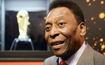 Vua bóng đá Pele đã khỏe