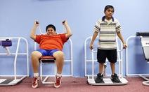 Phải ngăn chặn trẻ béo phì từ năm lên 7 tuổi