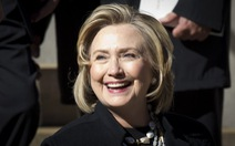Bà Hillary Clinton lấy 300.000 USD/bài phát biểu