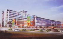 Xây mới Bệnh viện Nhi Đồng TP.HCM