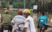 Nước lũ lên nhanh, nhiều khu vực ở Phú Yên bị cô lập